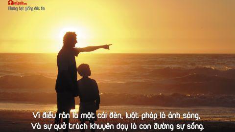 Lời Cha khuyên dạy