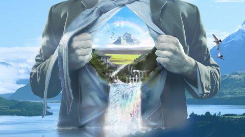 Tìm kiếm nước thiên đàng