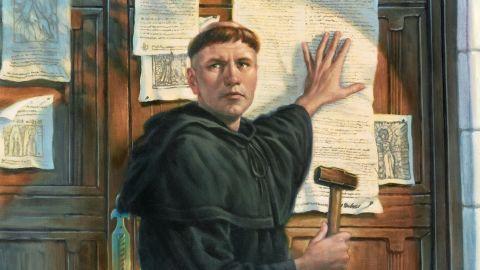 95 luận đề của Martin Luther là gì?